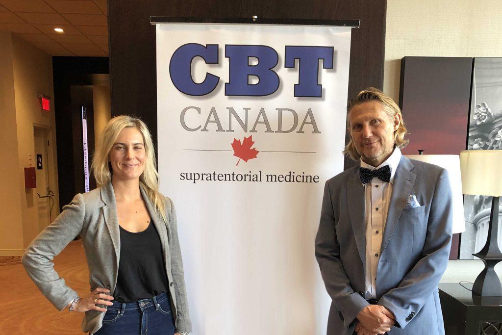 Meredith Moore (TeleCBT) Dr. Greg Dubord (CBT Canada)